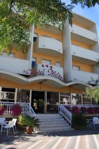 hotel milton bellaria